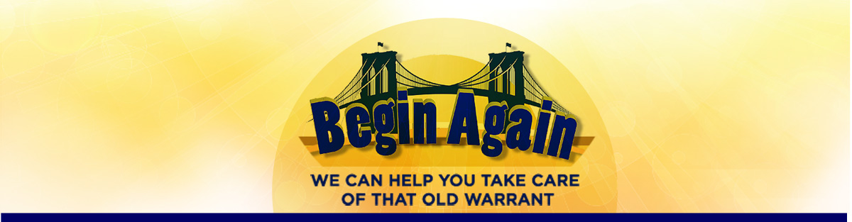 BEGIN AGAIN – The Brooklyn District Attorney's Office