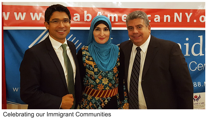 Celebrating our Immigrant Communities
