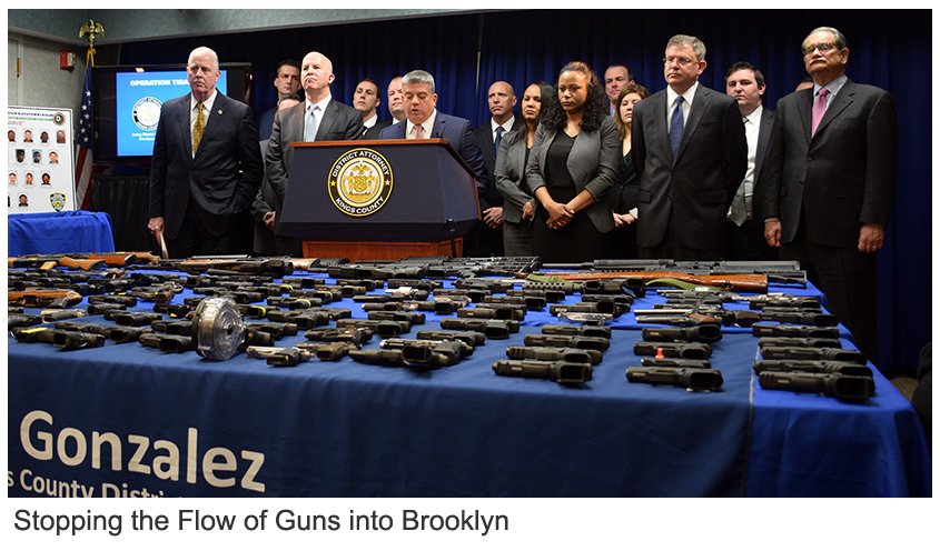 Stopping the Flow of Guns into Brooklyn